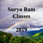 2019 Surya Ram Classes