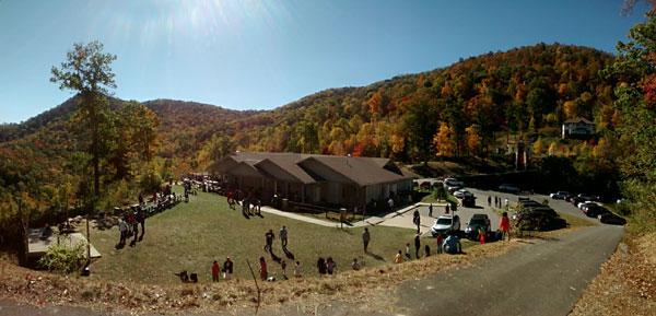 Mount Soma Visitor Center