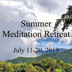Summer Retreat 2019